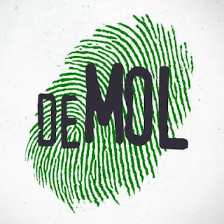 Logo van Wie is de Mol