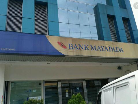 Alamat Lengkap dan Nomor Telepon Kantor Bank MAYAPADA di Tangerang