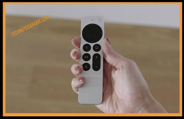 Apple TV 4K new remote control