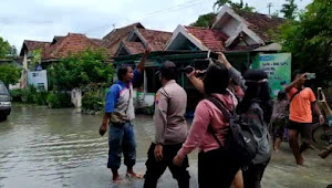 Bupati Jombang Ditantang warga terdampak Banjir
