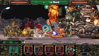 Download Game Android METAL SLUG ATTACK 1.9.0 APK