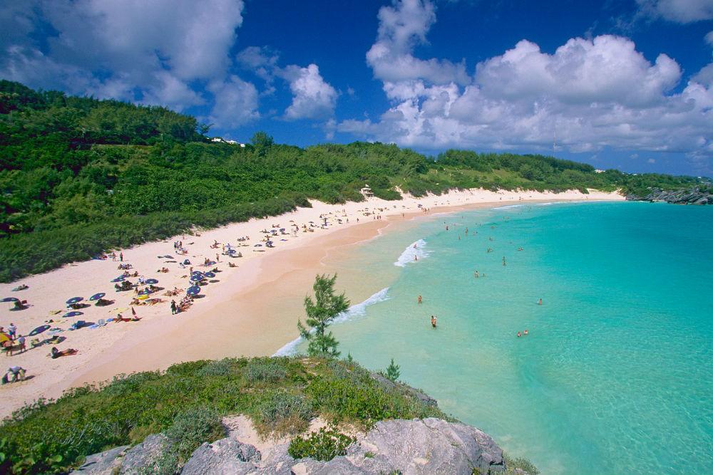 Pink Sands Beaches Bermuda