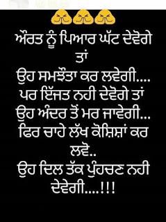 Punjabi-Status-Collection