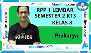 rpp-1-lembar-prakarya-kelas-8-smp-semester-2