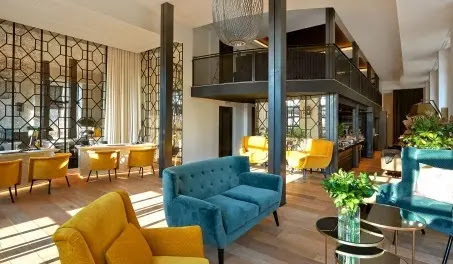 The Serras , Hotel Barcelona   Spain