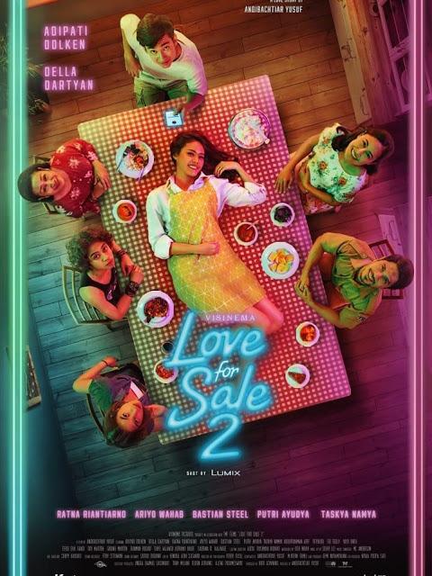 Sinopsis film Love For Sale 2 Kisah Romantis Tayang Hari Ini di Movievaganza Trans7