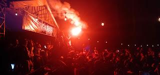Ulang tahun viking kota Batas Sukabumi Utara