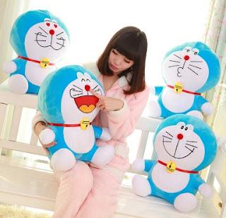 Gambar Boneka Doraemon Yang Lucu 3