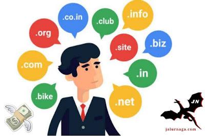 Cara Membeli Domain  TLD  di Rumah Web Terbaru