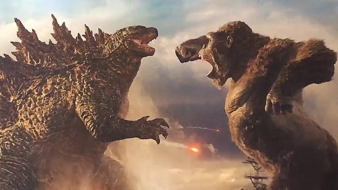 Legendary presenta el trailer y anuncia la fecha del próximo trailer de Godzilla vs Kong