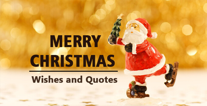 Merry Christmas Wishes and quotes for Whatsapp friends