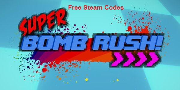 Super Bomb Rush! Key Generator Free CD Key Download