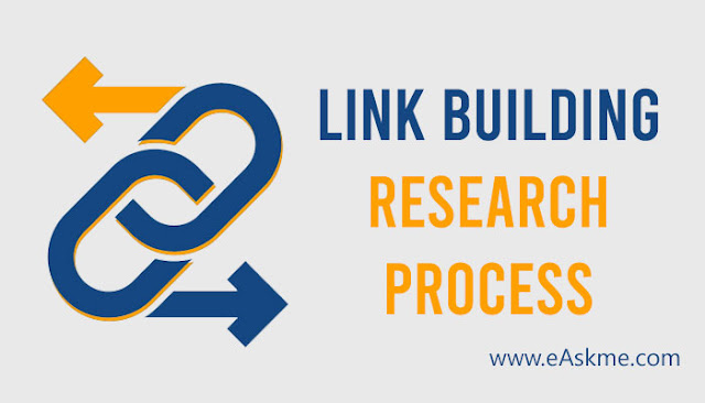 4 Tips to Optimize Your Link Building Research Process to Earn 10x More Links: eAskme