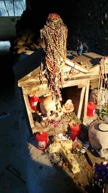 Donna Concetta-Cimitero delle fontanelle-Rione Sanità-Napoli