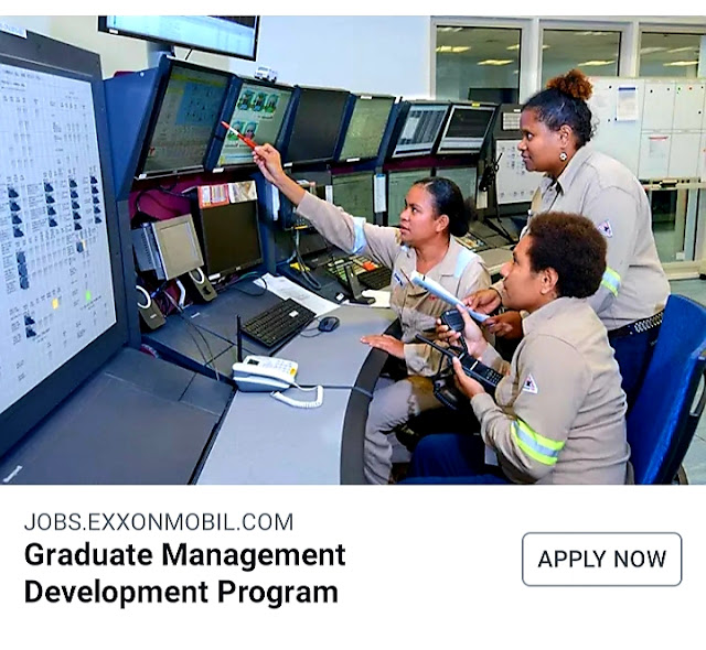 Exxonmobil graduate development program