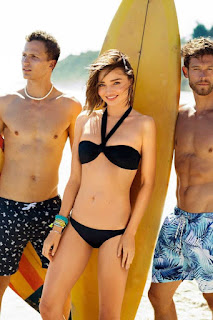 Miranda Kerr in BONDS Swimsuit Campaign 2016 4.jpg