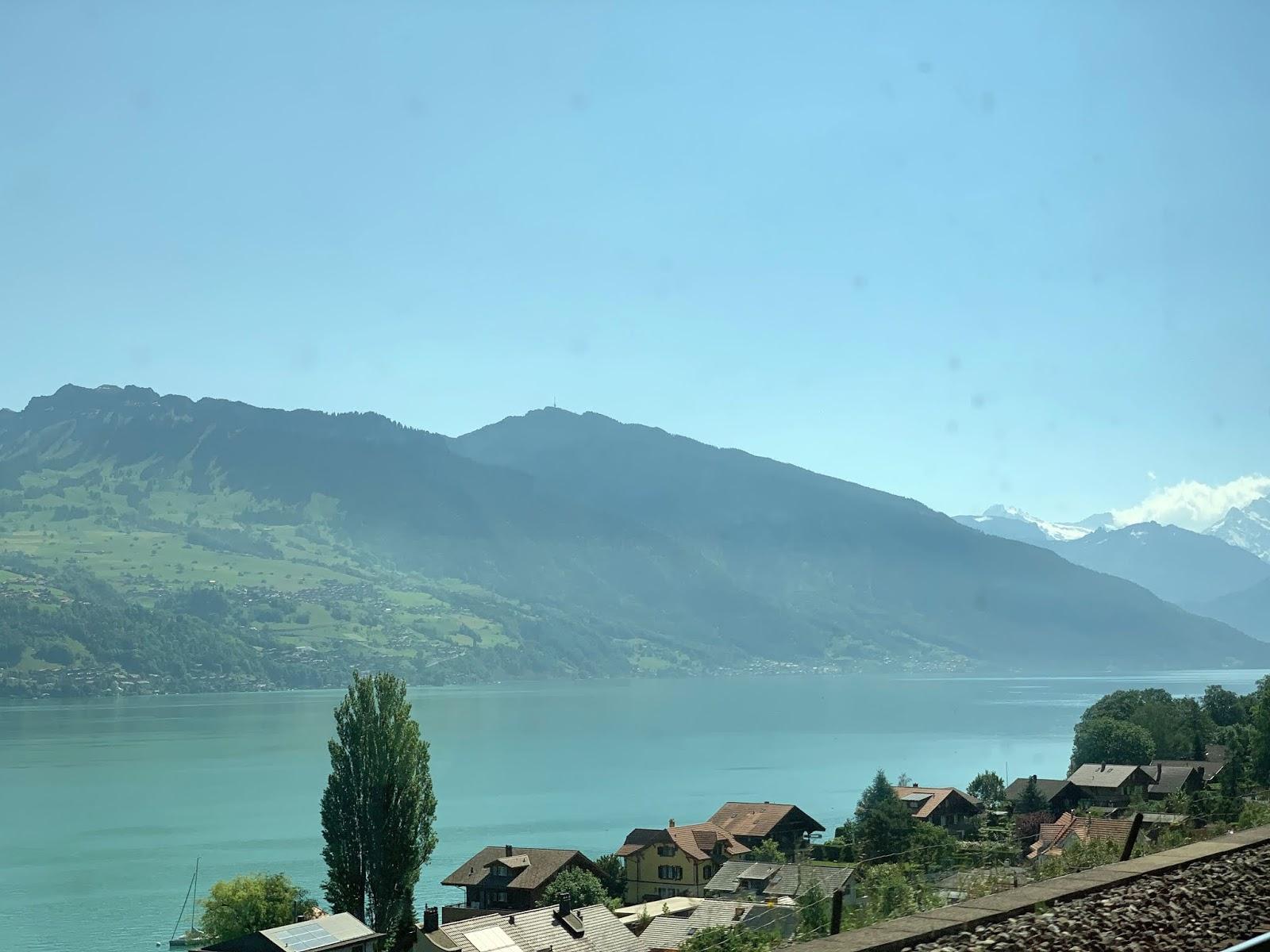 Thune lake