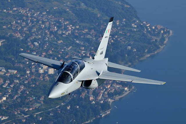 Uruguay looks to buy new light fighter jet, the Italian M-346FA is on top