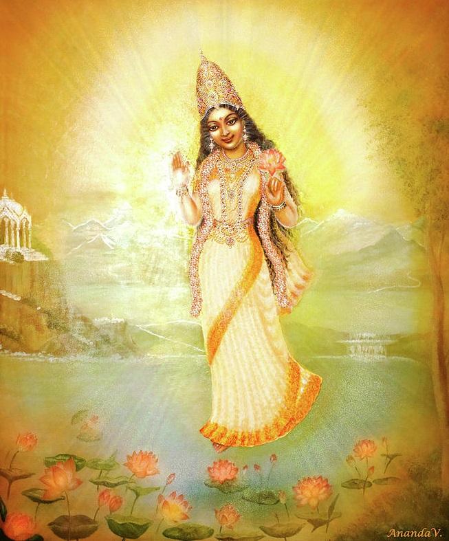 మహాలక్ష్మి మంత్ర స్తోత్రం - Mahalakshmi Mantra Stotram