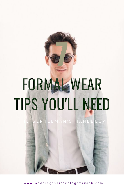 Formal wear tips for grooms - wedding planning tips - formal wear - K'Mich Weddings Philadelphia PA