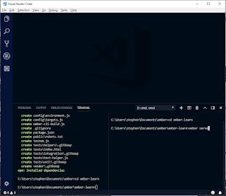 VS Code Example 1