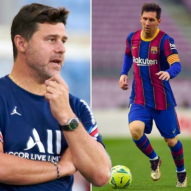 Messi Transfer News : Messi reportedly agrees to hitch PSG following port exit