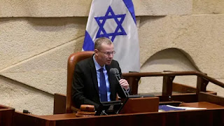 Israeli lawmakers to vote Sunday on coalition formed against PM Netanyahu