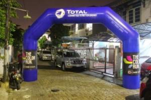 BALON GATE PVS SANGAT COCOK SEKALI UNTUK MEDIA IKLAN ANDA