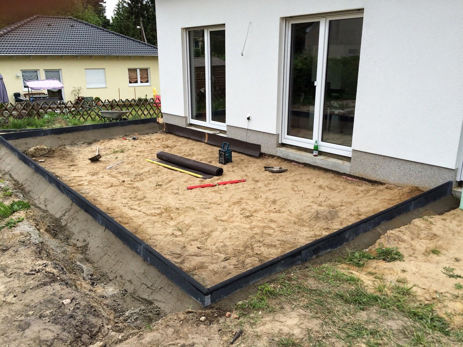 Terrasse Betonieren Kosten Perfect Was Tut Sich Auf Malzers