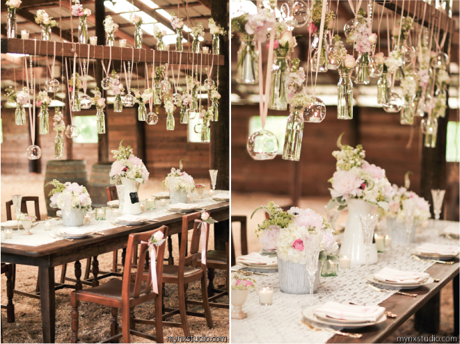 Suspended Wedding Centerpieces Floral Chandeliers Belle The Magazine