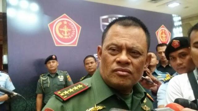 17 Agustus Nanti, TNI Seluruh Indonesia Akan Gelar Gerakan 171717, Apa Itu?