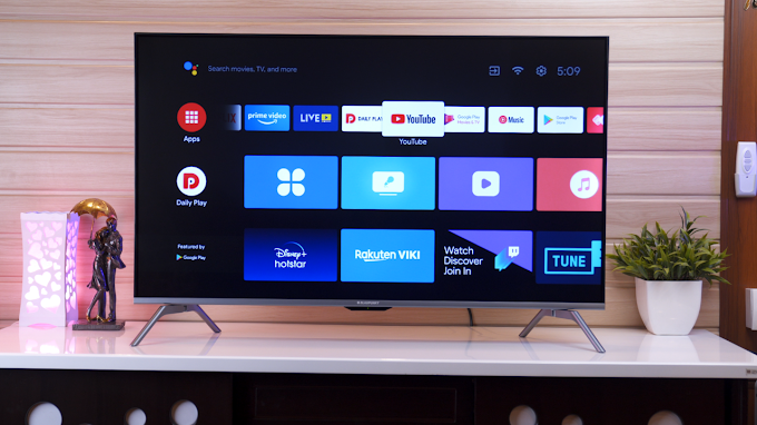 New TV Launch 2021| Blaupunkt Launches 4k Smart TVs in India | Blaupunkt 43CSA7070 In-depth Review