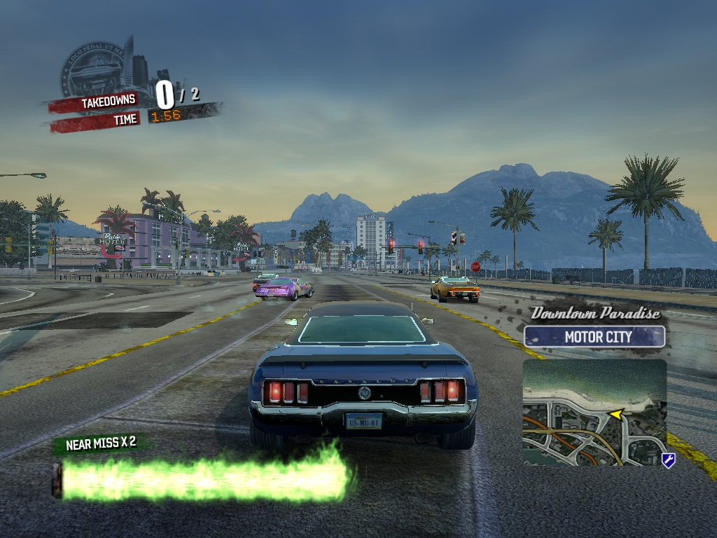 burnout paradise the ultimate box yourselfbook. Black Bedroom Furniture Sets. Home Design Ideas