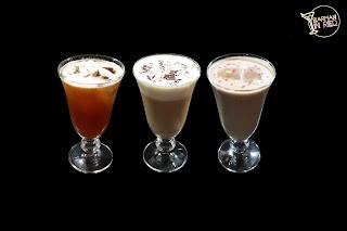 tres cócteles para encontrar lo importante el sabor
