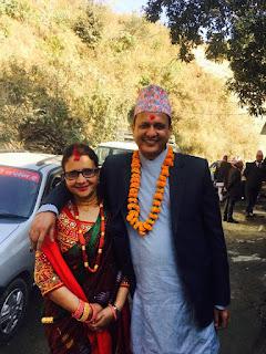 Best Nepali Couple Krishna Bhattrai & Usha Devi Khanal