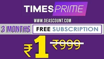 times prime membership