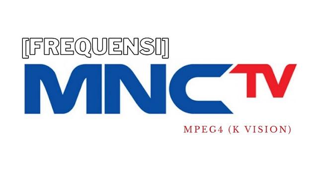 Frekuensi MNC TV Mpeg4 (K Vision)