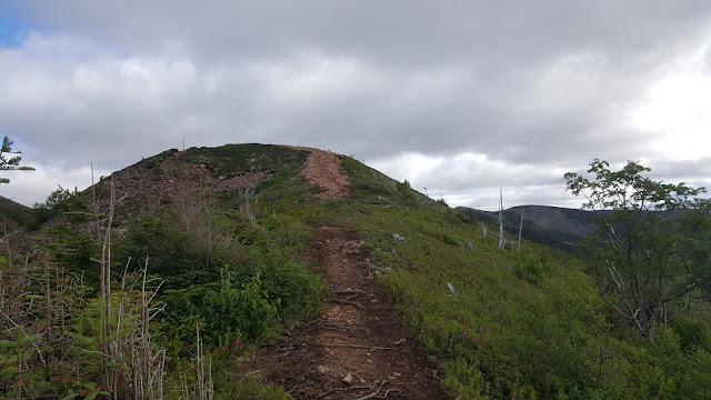 Mont Vallières-de-Saint-Réal