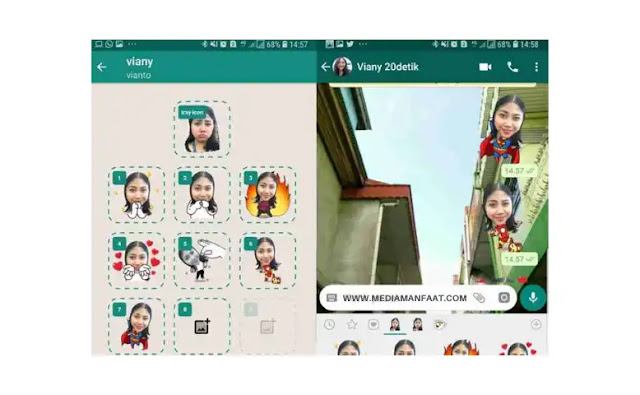 5 Aplikasi Pembuat Sticker Whatsapp Bisa Pakai Foto Sendiri