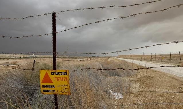 Local do batismo de Jesus está limpo de minas terrestres após 50 anos