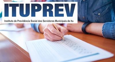 Concurso ITUPREV SP 2017