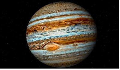 Planet Yupiter - pustakapengetahuan.com