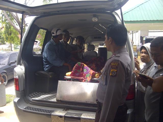 Innalillahi, Warga Nagan Raya Tenggelam di Krueng Baru Abdya