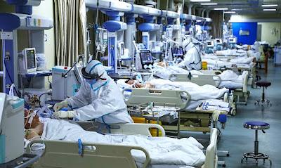 Cifra actualizada de muertos por coronavirus en Mundo