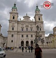 Catedral, Salzburgo, Austria