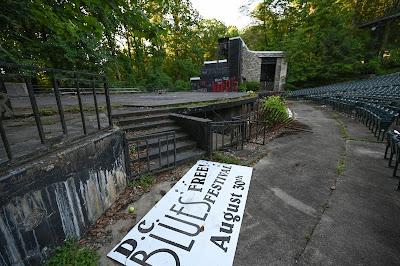 Carter Barron Amphitheater, Rock Creek Park, Washington DC - park news