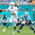 Thursday night NFL wagering line favors Houston over Miami