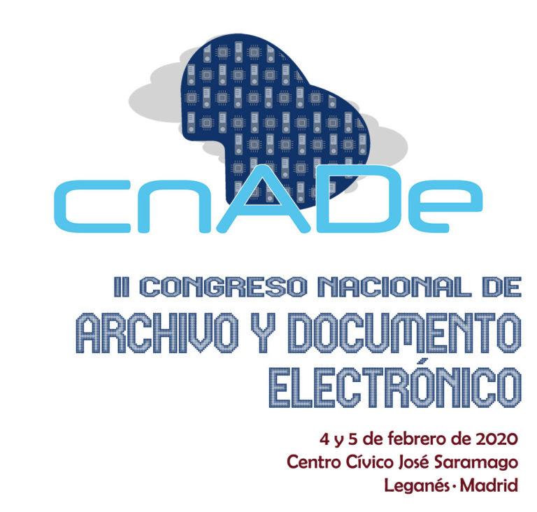 Logo del CNADE 2020