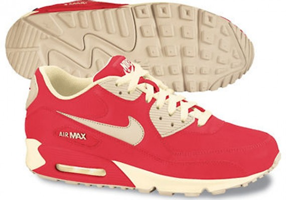 THE SNEAKER ADDICT: 2012 Nike Air Max 90 Sneaker Spring Line Up