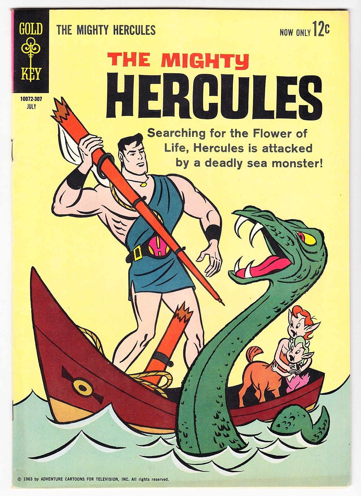 O PODEROSO HÉRCULES (THE MIGHTY HERCULES)